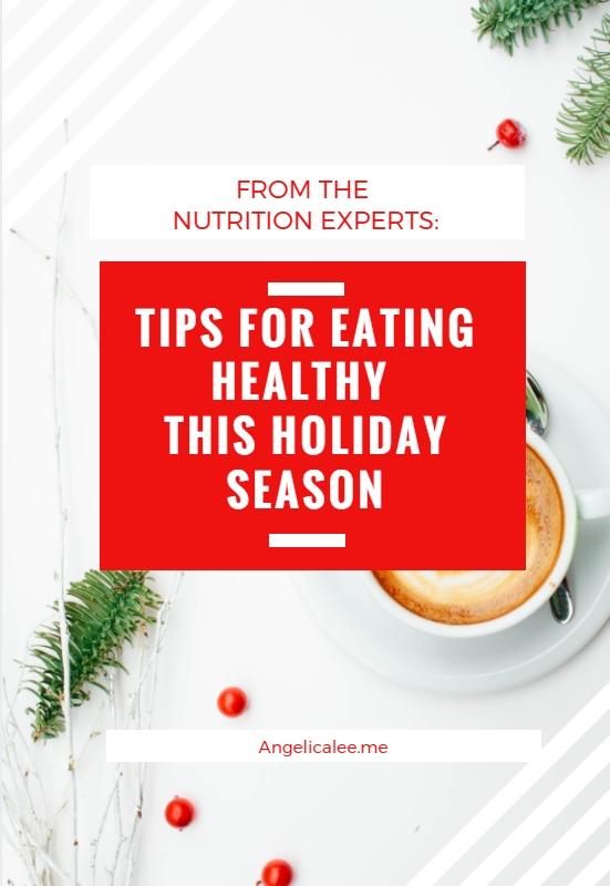 healthyeatingduringtheholidays